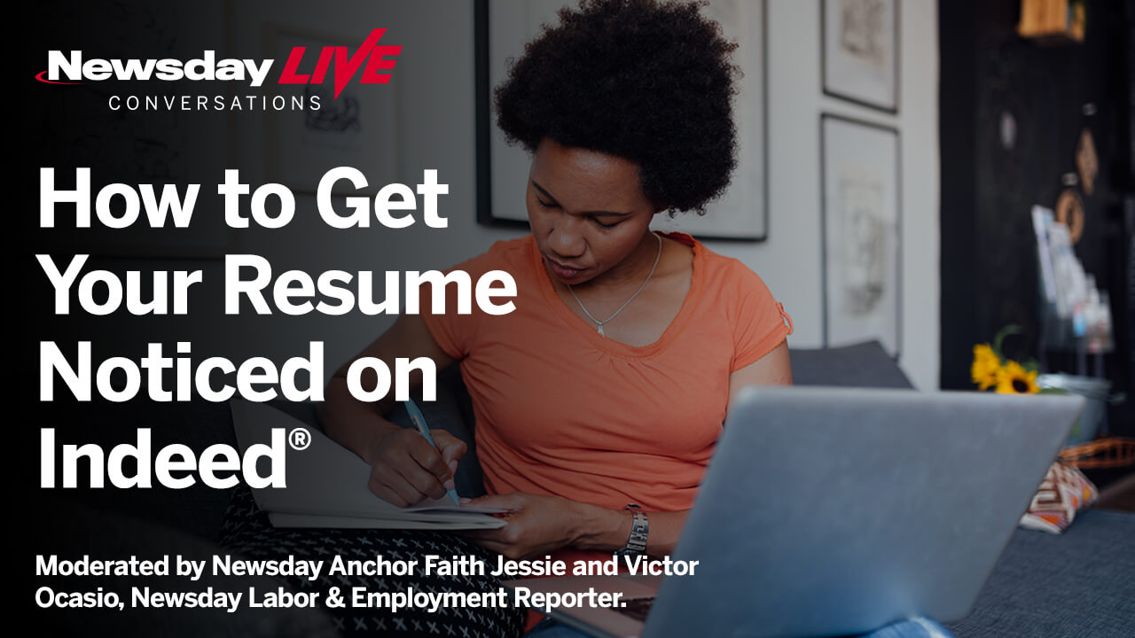 How to Get Your Resume Noticed on Indeed