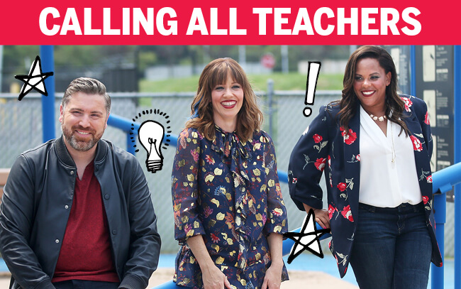 Teacher Makeover Contest