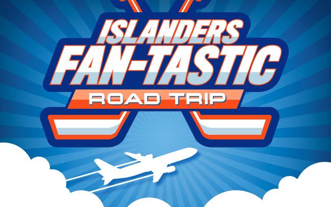 Islanders Road Trip Sweeps